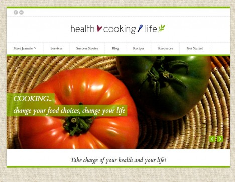 Home Page for Bay Area Health Coach / 2012