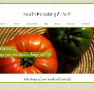 Health. Cooking. Life.