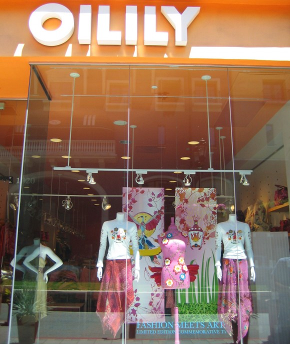 Oilily Window
